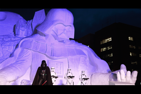 Star Wars: The Force Awakens - Japan Pt 2